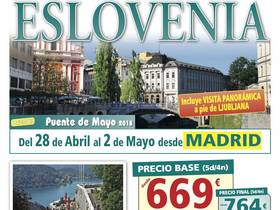 ESLOVENIA - PUENTE DE MAYO