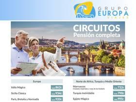 ESPECIAL SENIOR: CIRCUITOS PENSION COMPLETA